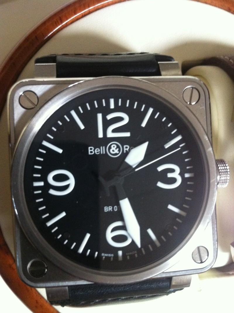 Collection de montres de mon père timide Montre16