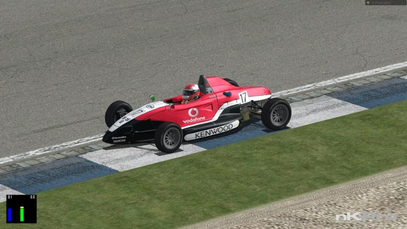 skin - Open Wheel Series Skin Pack F180010