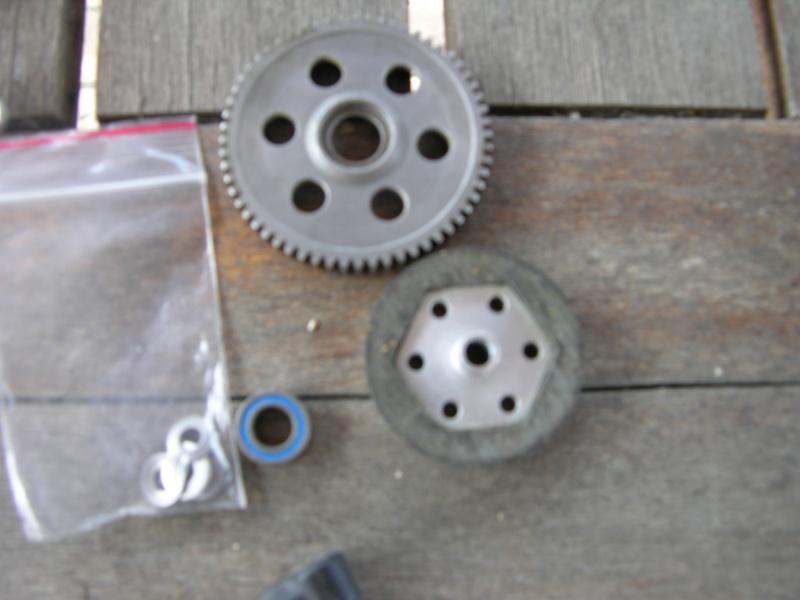 [vends]chassis en pièces, beaucoup d'options Dscn4345