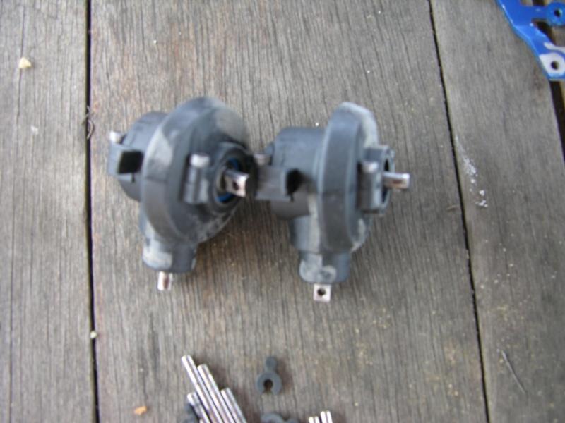 [vends]chassis en pièces, beaucoup d'options Dscn4350