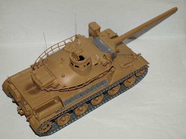 Après le petit au 1/72 le grand au 1/35 (AMX 30B Heller 1/35) 00310