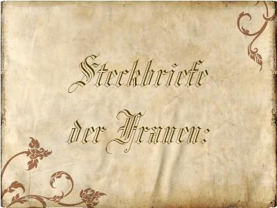 Steckbriefe der Frauen Stecki12
