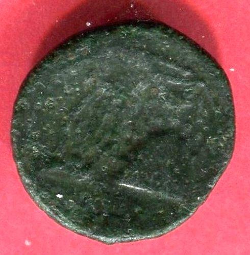 Casque dioscure bronze 20mm Foto2642