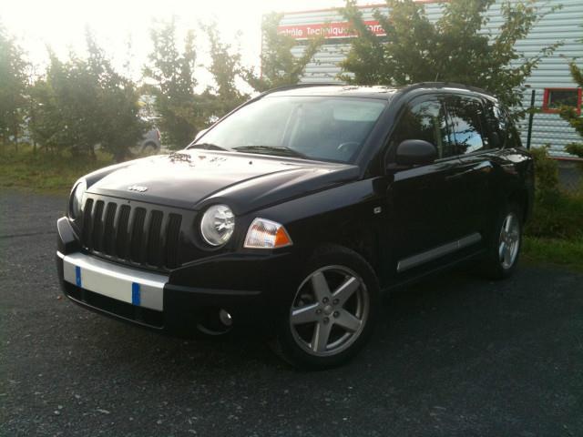 [VENDU]Vends Jeep Compass 02132611