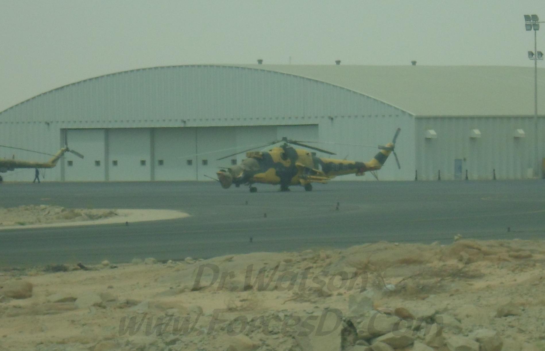 صور مروحيات Mi-24MKIII SuperHind الجزائرية Sam_3415