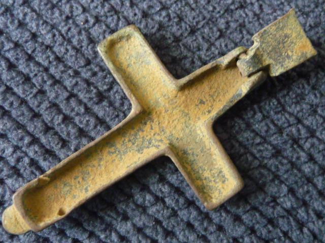 Crucifix Reliquaire - XVII / XVIIIème 1_211