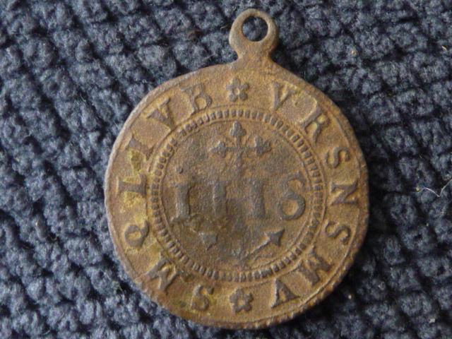 Médaille de St-Benoît P1090825
