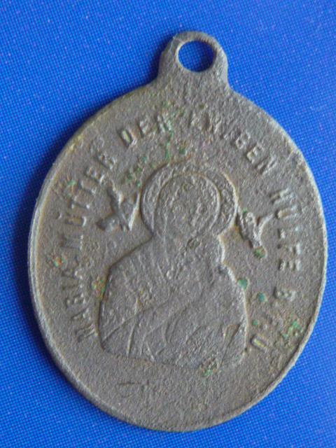 Une allemande - Vierge Marie/ND-du-Perpétuel-Secours P1100113