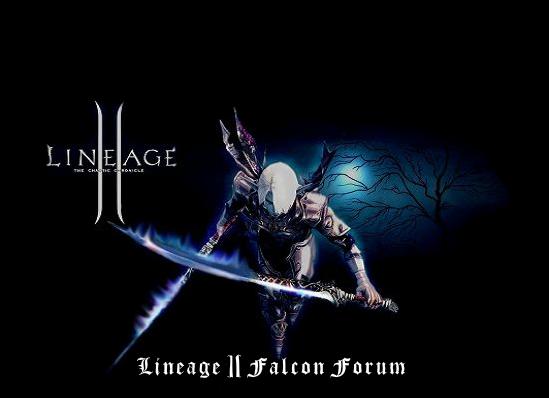 Lineage ][ Falcon 111-1-10