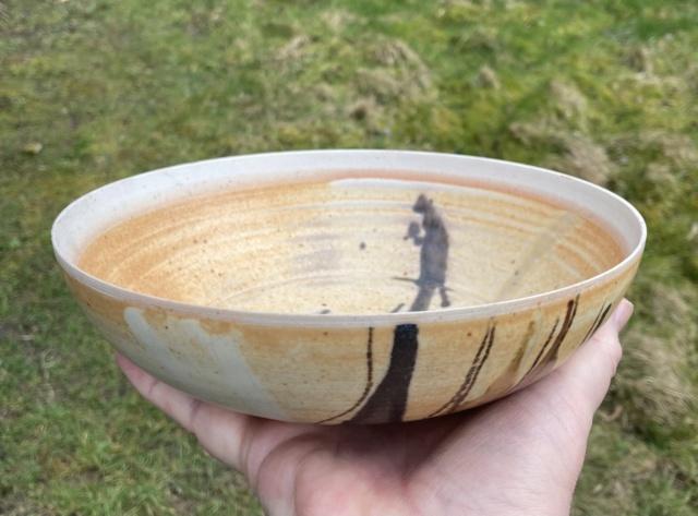 Unmarked porcelain bowl  0a810610