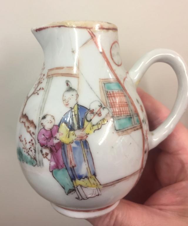 Chinese Qianlong export porcelain  1504d110