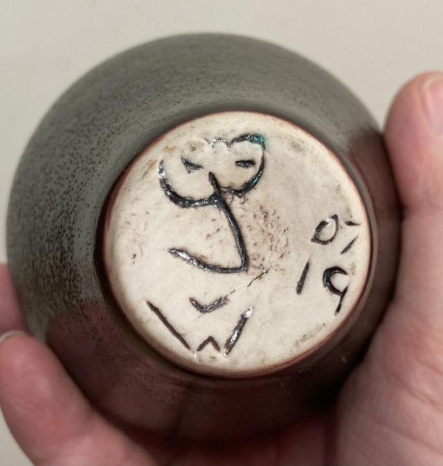 Mystery vase, flower mark?  1837ea10