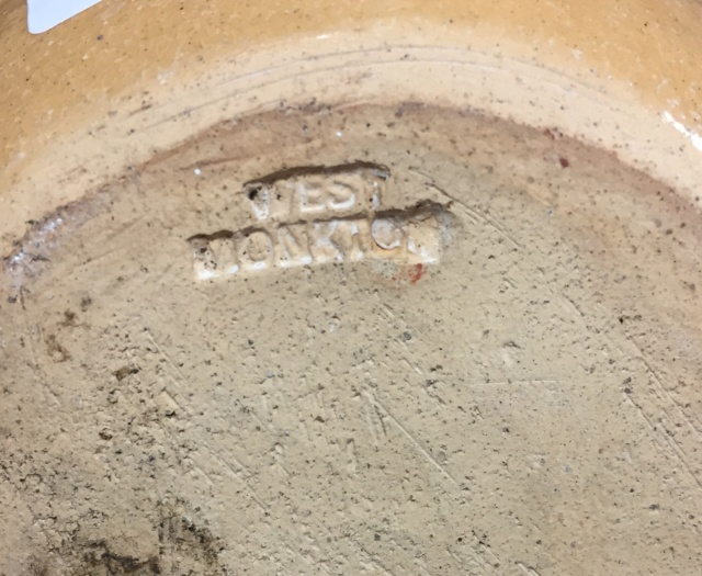 West Monkton Pottery , Somerset  20a76c10