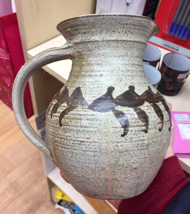 Large jug. Mystery RM mark  2bd40b10