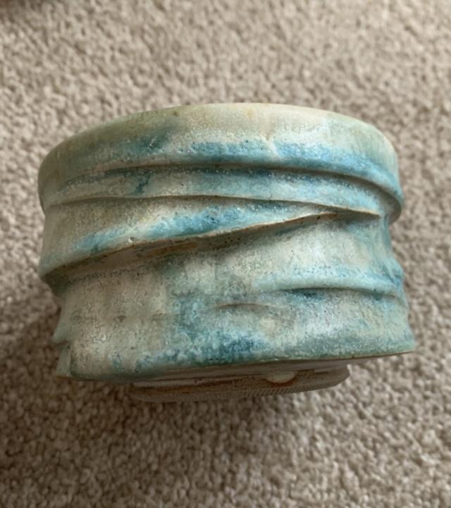 Small textured planter / bowl - Gary Wood  39da4210
