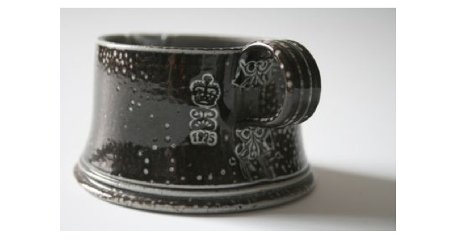 Steve Harrison? Stoneware mug 4f42b610