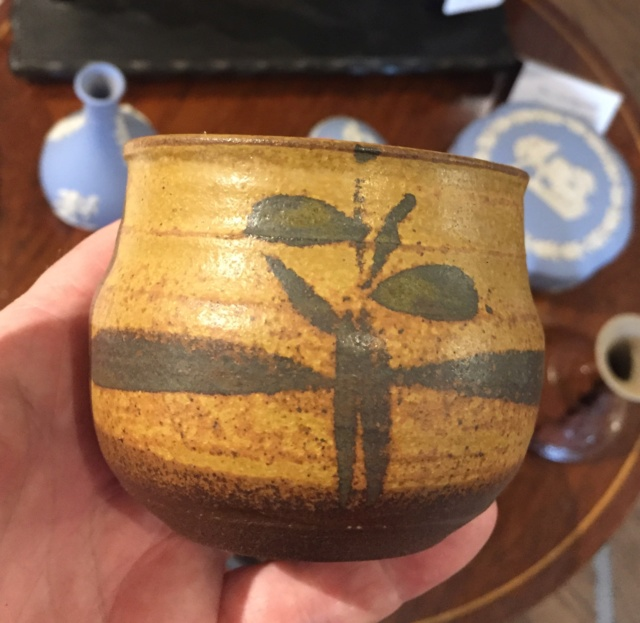Mystery Pots signed York - probably not Barbara Cass 52160c10
