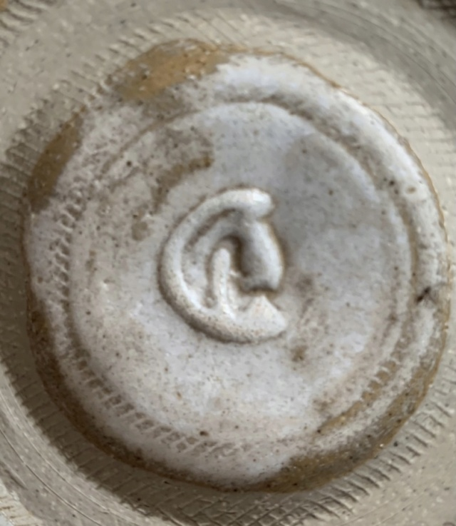 Small textured planter / bowl - Gary Wood  54c75410