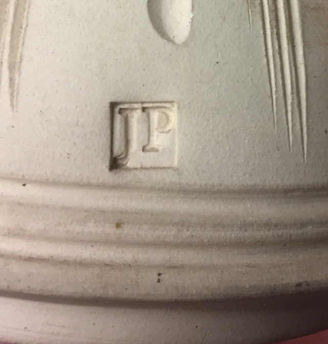 Bud Vase with Mystery JP mark  55136e10