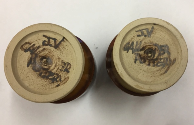 John Virando, Richmond Hill and Callander Potteries  62d30310