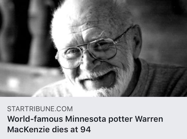 Warren MacKenzie (USA) 77c55e10