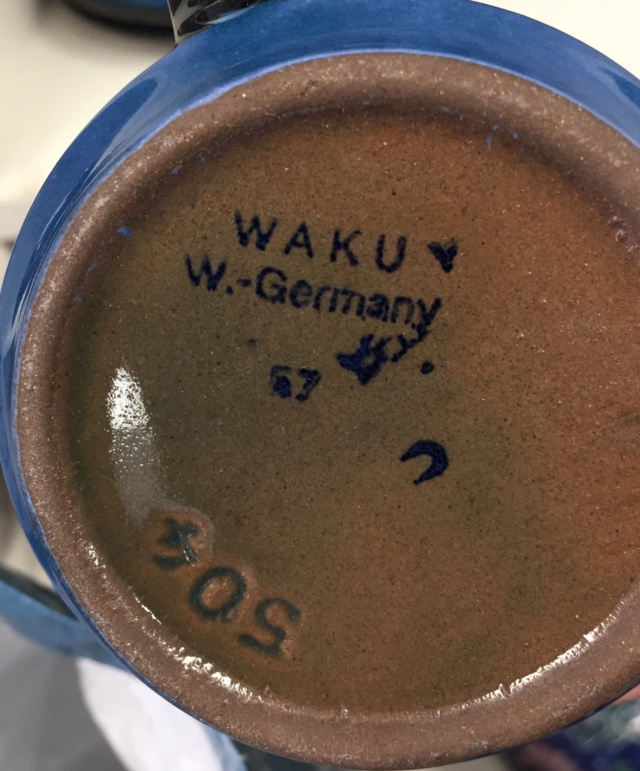 WAKU, West Germany  77cb0c10