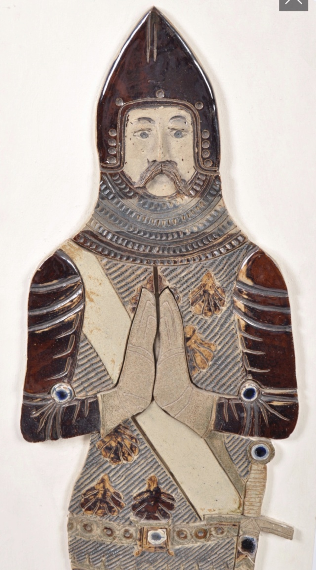 Knights Templar wall plaque  7a8a0610