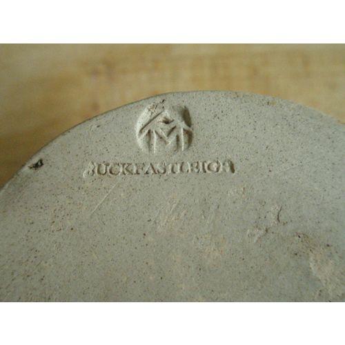 Stoneware Pen Pot, Andy Morley, Buckfastleigh Pottery  90e39a10