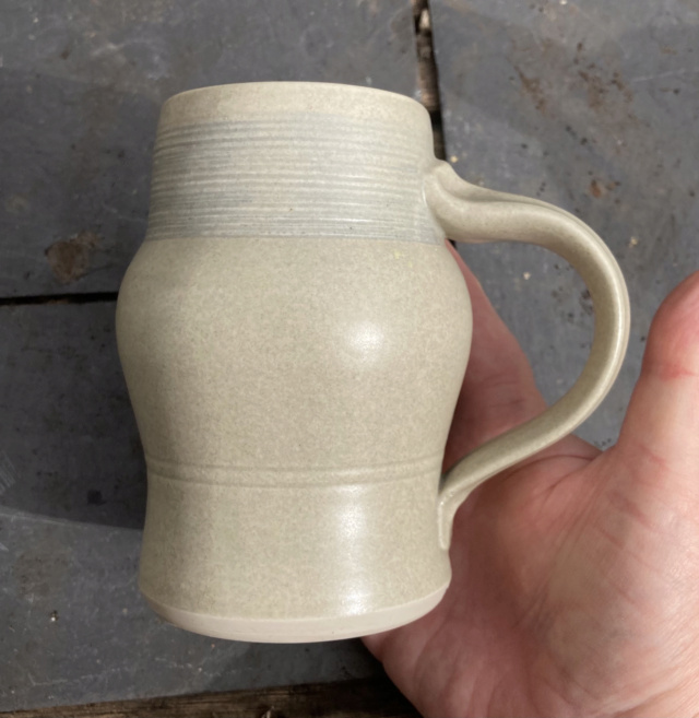 Mystery tankard, CG or OG mark  958e8010