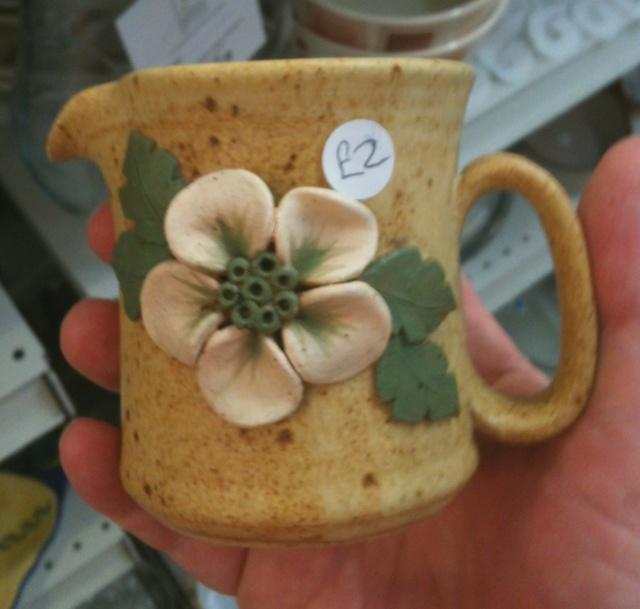 Babs and Al Baldwin, Apple Tree Pottery  Babald14
