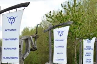 Milk jug - Taurus Crafts, Forest of Dean: Camphill Village Trust  C0283110