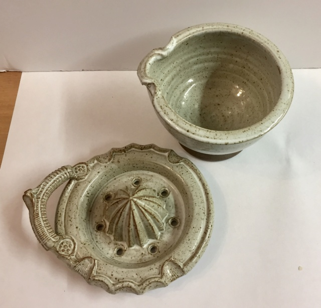 Mike Goddard, Spring Pottery  C167c210