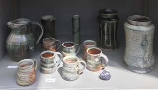 Harriet Coleridge, Ewelme Pottery C8a5d310