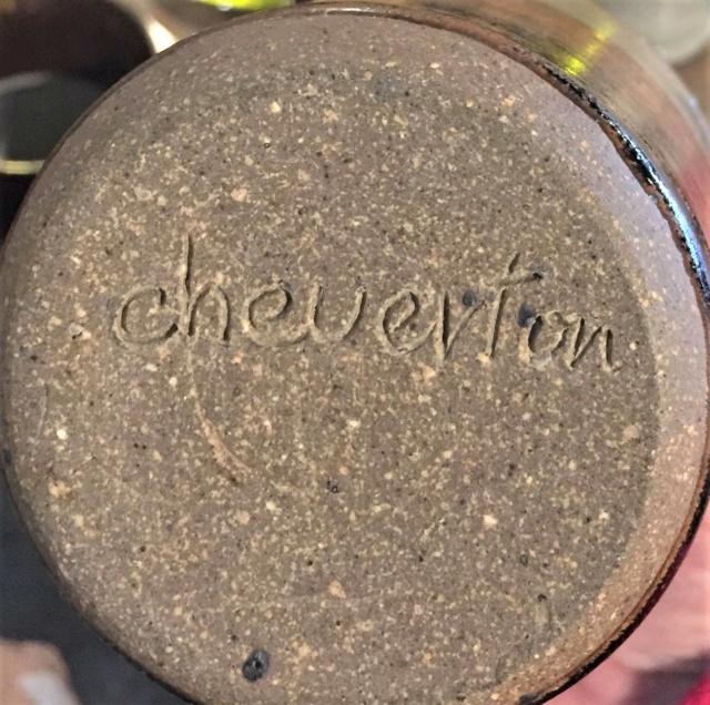 Kathleen Ellen Marigold Austin, Cheverton & Calendula Potteries  Chever10