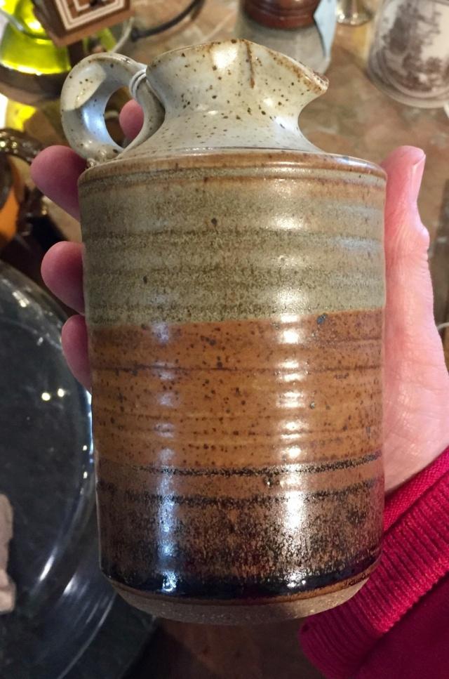 Kathleen Ellen Marigold Austin, Cheverton & Calendula Potteries  Chever11