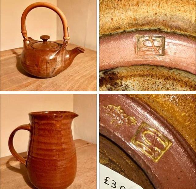 Michael Crosby-Jones, Briglin Pottery D3aa7110