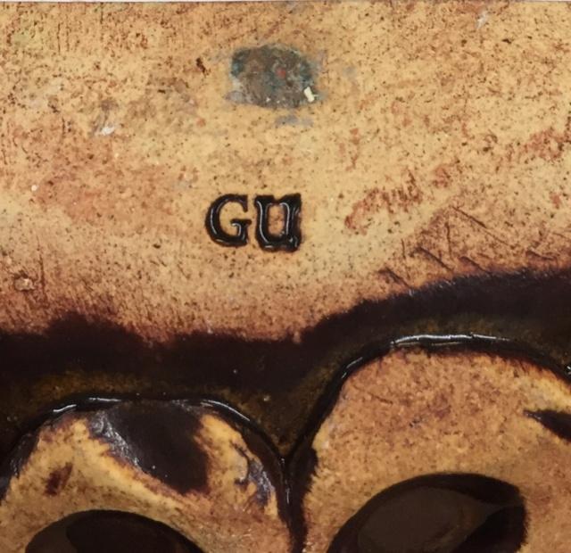 Gerry Unsworth GU mark  D4ff9c10