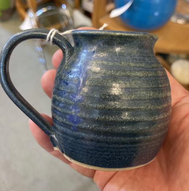 Little blue jug, mystery SB mark D5691010