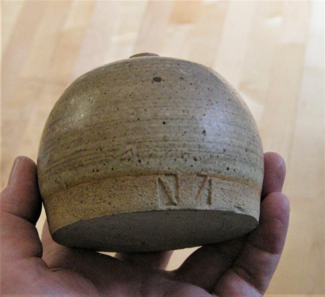 bud vase, Dominique Lion, France   Dscn8711