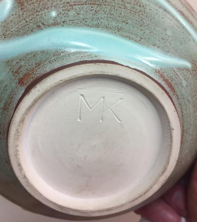 MK mark - Madoline Keeler?  F03b0710