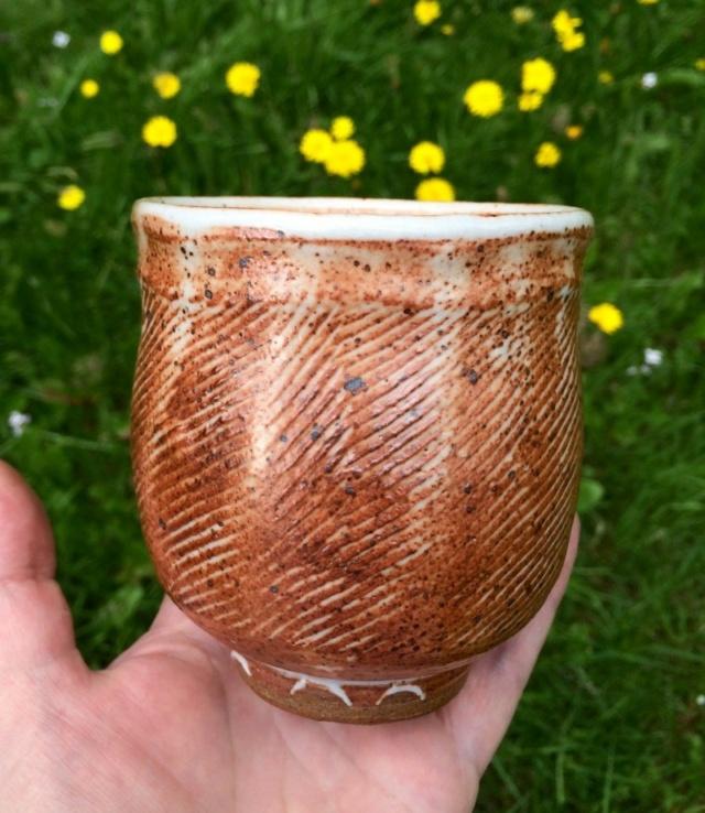 Jim Behan, Dolmen Pottery, Ireland   Jbehan11