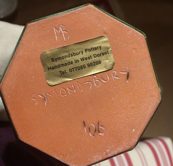 Miles Bell, Symondsbury Pottery Mbell210