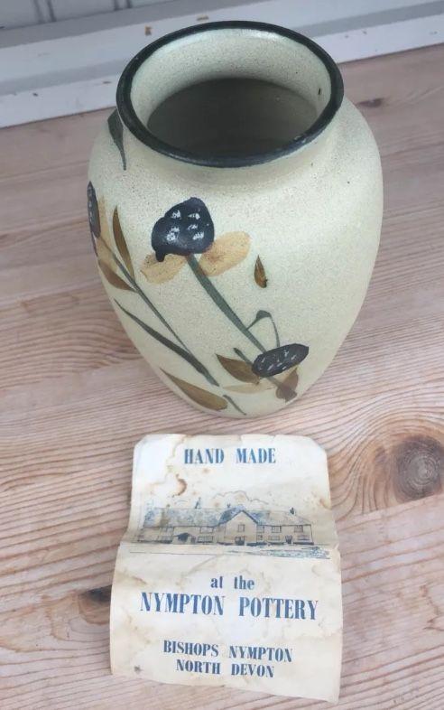 Nympton Pottery, Bishops Nympton, North Devon Ndevon12
