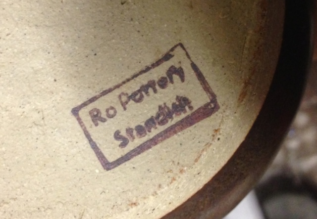 Robert Overton, Ro Pottery, Standish & Appley Bridge Ropott10
