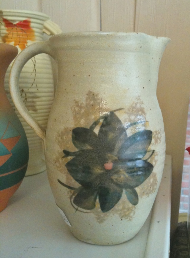 Alan and Margaret Freestone, Uig Pottery, Skye Skye210