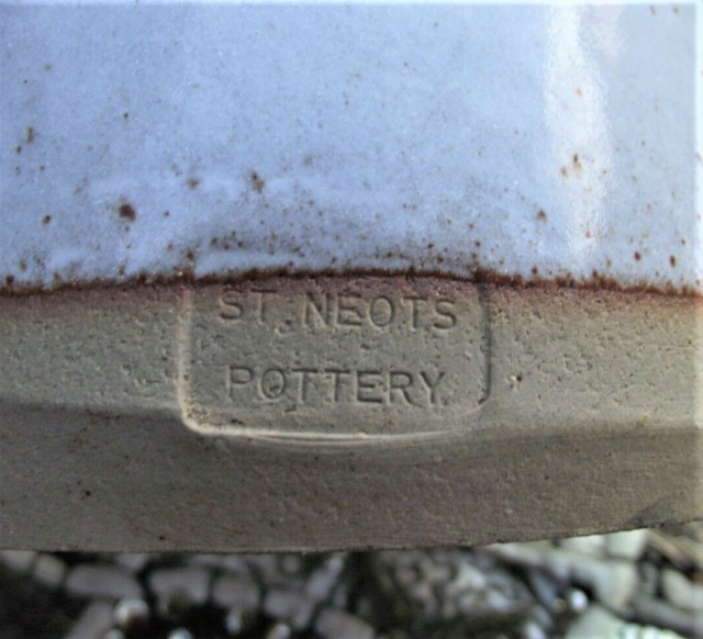 Tony Clarke or Clark, St Neots Pottery, Cambs (Not St Neot, Cornwall)  Stneot10
