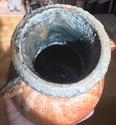 Shino glazed vase 01ee2e10