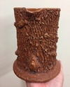 Victorian jug, tree trunk shape - Halifax?  037bbb10