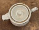 Mystery salt glazed teapot  2cf64b10