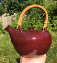 Mystery red teapot 32f4ea10